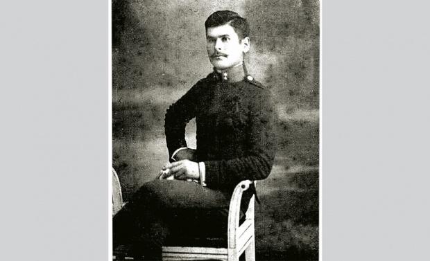 Душан Ђурагин, један од невиних чурушких жртава