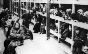 Затвореници логора Аушвиц [Фото: ЕПА]