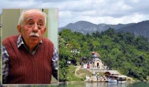 Милорад Ћебић, Капела на месту злочина
