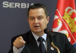 Министар спољних послова Србије Ивица Дачић