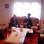 МИСИЈА OSCE БиХ КОД ЕПИСКОПА АТАНАСИЈА У БОСАНСКОМ ПЕТРОВЦУ