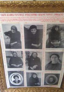 Девет од 13 преживелих жена из јаме Равни Долац