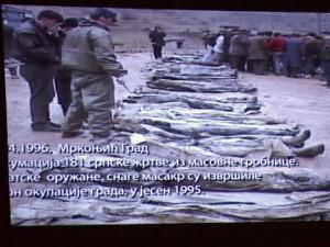 Mrkonjić Grad: Žrtve iz masovne grobnice Foto: RTRS