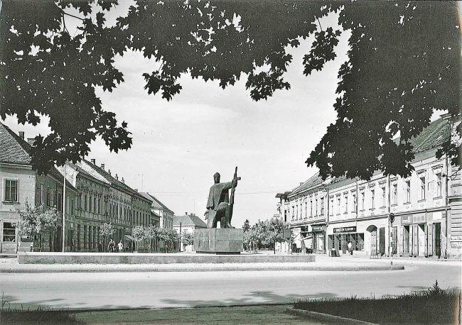 """Партизан некад (ФОТО: Иван Саболић, """"Извидница"""", 1955., Фототека ИПУ)"""