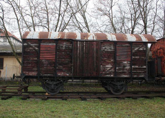 Језиви вагон (ФОТО: Бартул Човић)