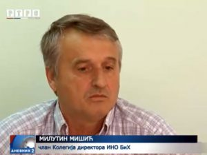 Милутин Мишић Фото: РТРС