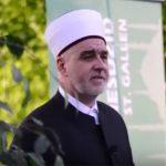 Reis ul-uleima Husein Kavazović (Foto: YouTube/ screenshot)