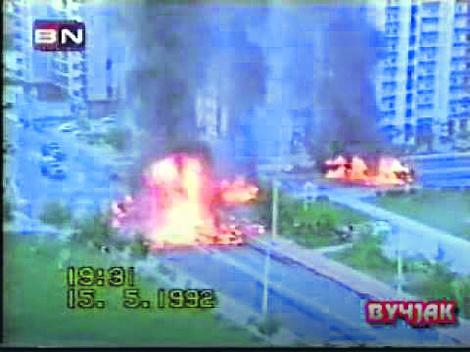 Ватра: Миодраг Вукмирица био је у колони која је гађана