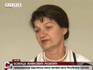 Božica Živković Rajilić Foto: RTRS