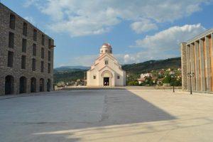 Hram Svetog cara Lazara u Andrićgradu