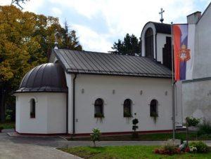 Војна црква у Бијељини