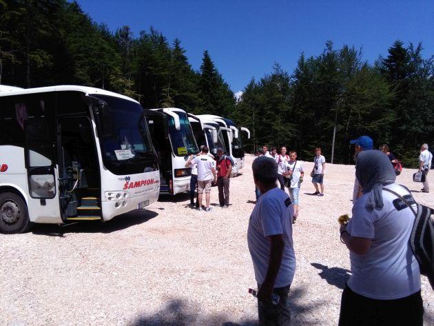 Autobusi Jadovno