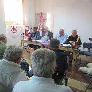 """У Српском културном центру у Београду одржана је трибинa """"Сребреница - како је заиста било"""""""