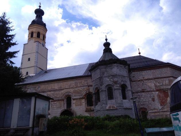 Plaško crkva