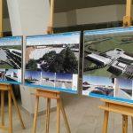 Izložba likovnih radova o projektu Memorijalnog centra u Donjoj Gradini Foto: RTRS