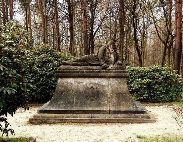Споменик који су Немци подигли Србима у Првом светском рату