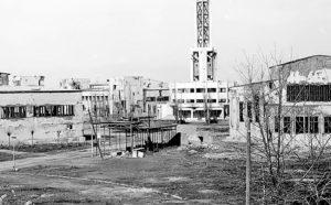 Staro sajmište iz 1945. godine