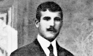 """Vojislav Stanimirović (Foto: """"Juriš u porobljenu otadžbinu"""")"""