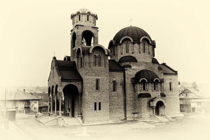 Храм Св. Јоакима и Ане у Калуђерици