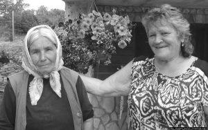 Pomajka Olga i Stevanija Pupovac