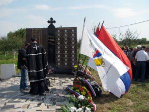 Brčko - parastos za 27 poginulih civila koji su stradali prilikom napada tzv. Armije BiHFoto: SRNA