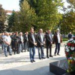 U Novom Gradu danas je obilježen Dan odbrane ove opštine koju su u septembru 1995. godine napali regularna Hrvatska vojska i takozvana Armija BiH