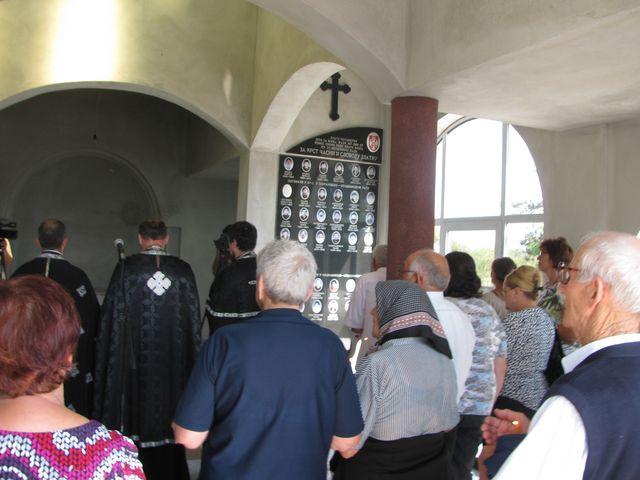 У спомен-капели у Буквику код Брчког данас је служен парастос за покој душа 68 становника буквичког краја које су на данашњи дан прије 24 године на кућном прагу за мање од 24 часа мучки усмртили припадници паравојних хрватско-муслиманских јединица