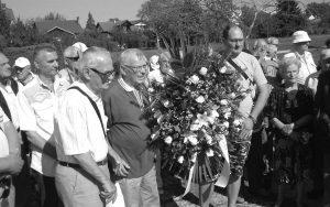 Судионици комеморације под вербалном паљбом - Јастребарско