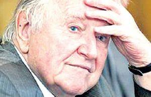 Дејан Медаковић, генерални секретар САНУ 1986. године