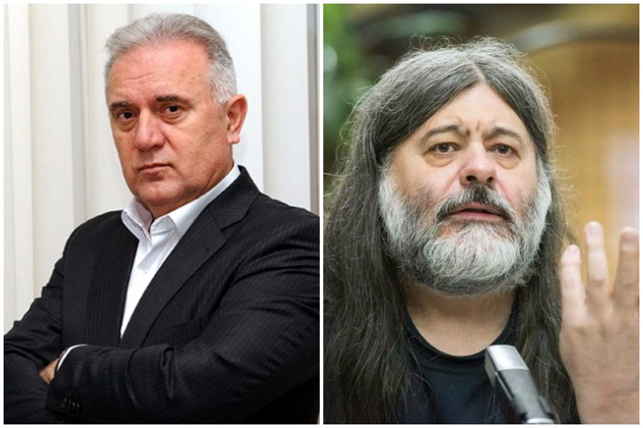 Ratko Dmitrović - Teofil Pančić
