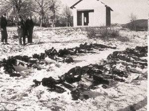 Srpske žrtve iz Gospića 1991. Foto: SRPSKA-MREŽA.COM