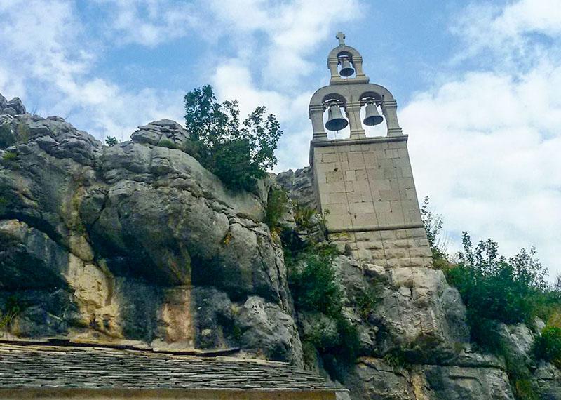 Manastir Zavala danas – FOTO: GORAN LUČIĆ/SLOBODNA HERCEGOVINA
