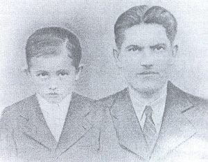 Sin Rade zaklan 1942. a otac Mile ubijen 1941.