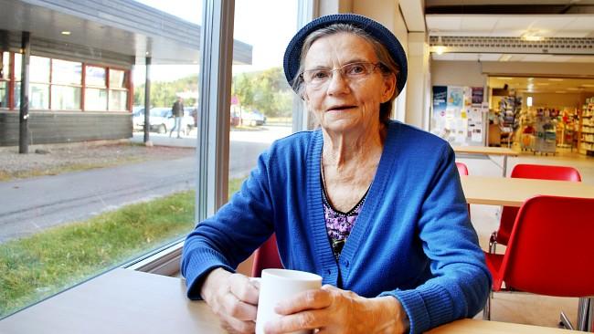 Ане Маргрет Теигмо Гуторм памти да се чуо плач југословенских заробљеника са велике даљине. ФОТОГРАФИЈА: Марте Линди