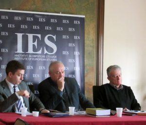 """Научни скуп о теми """"Може ли Алојзије Степинац постати светац?"""" одржан је у Институту за европске студије у Београду"""