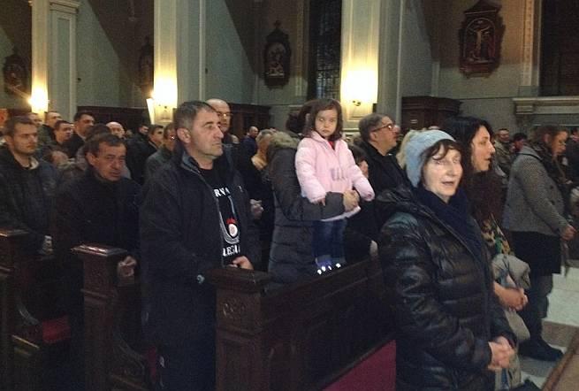 Sa mise za srpskog krvnika Antu Pavelića