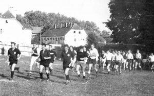 Turnir održan povodom otkrivanja ploče 1961. godine