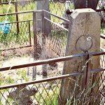 Гроб Виктора Аспергера (Фото лична архива)