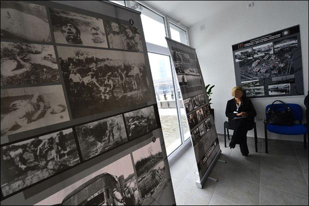 Илустрација/Изложба/Међународни дан сећања на жртве Холокауста/ Фото: Тањуг