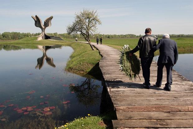 Дан сећања у Јасеновцу Фото: Танјуг