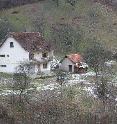 Кућа гдје су убијени Драганићи