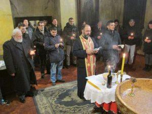 У Цркви Светог Марка у Београду данас је служен парастос за 348 Срба које су прије 24 године убили припадници Хрватске војске на подручју Равних Котара и на велебитском превоју Мали Алан.
