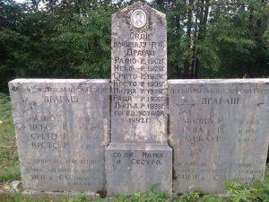 Споменик породице Драгаш