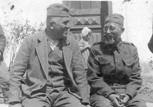 Живко Топаловић и Драгољуб Михаиловић