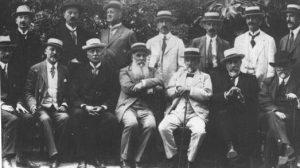 Krfska deklaracija je potpisana 20.07.1917. na Krfskoj konferenciji. Potppisnici su bili Nikola Pašić i Ante Trumbić.
