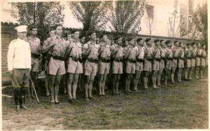 Одбрамбени течај жупе Београд 1940