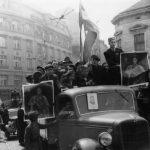 """Незадовољство народа се видело на београдским улицама Фото: Архива """"Борбе"""""""
