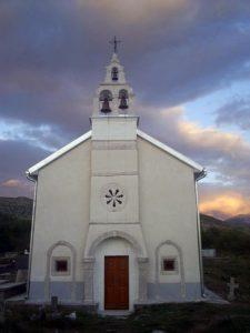 Црква Светог Јована Крститеља у Баљцима