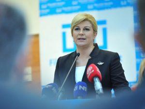 Колинда Грабар Китаровић (фото:Nedim Grabovica/Klix.ba)