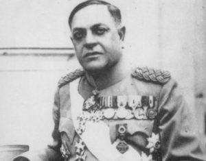 Milan Nedić bio je predsednik srpske vlade za vreme nemačke okupacije